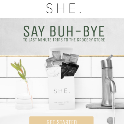 She Welcome Series Email Created by Pathways Marketing Thumbnail